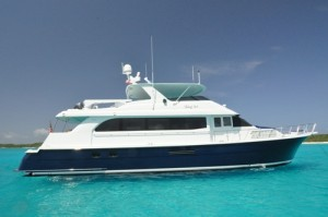 Yacht Charter ISLAND GIRL in Bahamas!