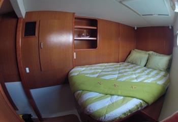 Queen Guest Cabin aboard Grand Cru