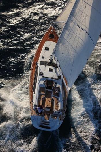 ZUMA - 53' Jeanneau Caribbean Sailing Yacht